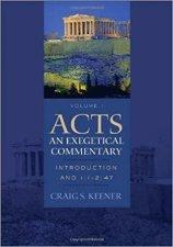 Keener, Acts