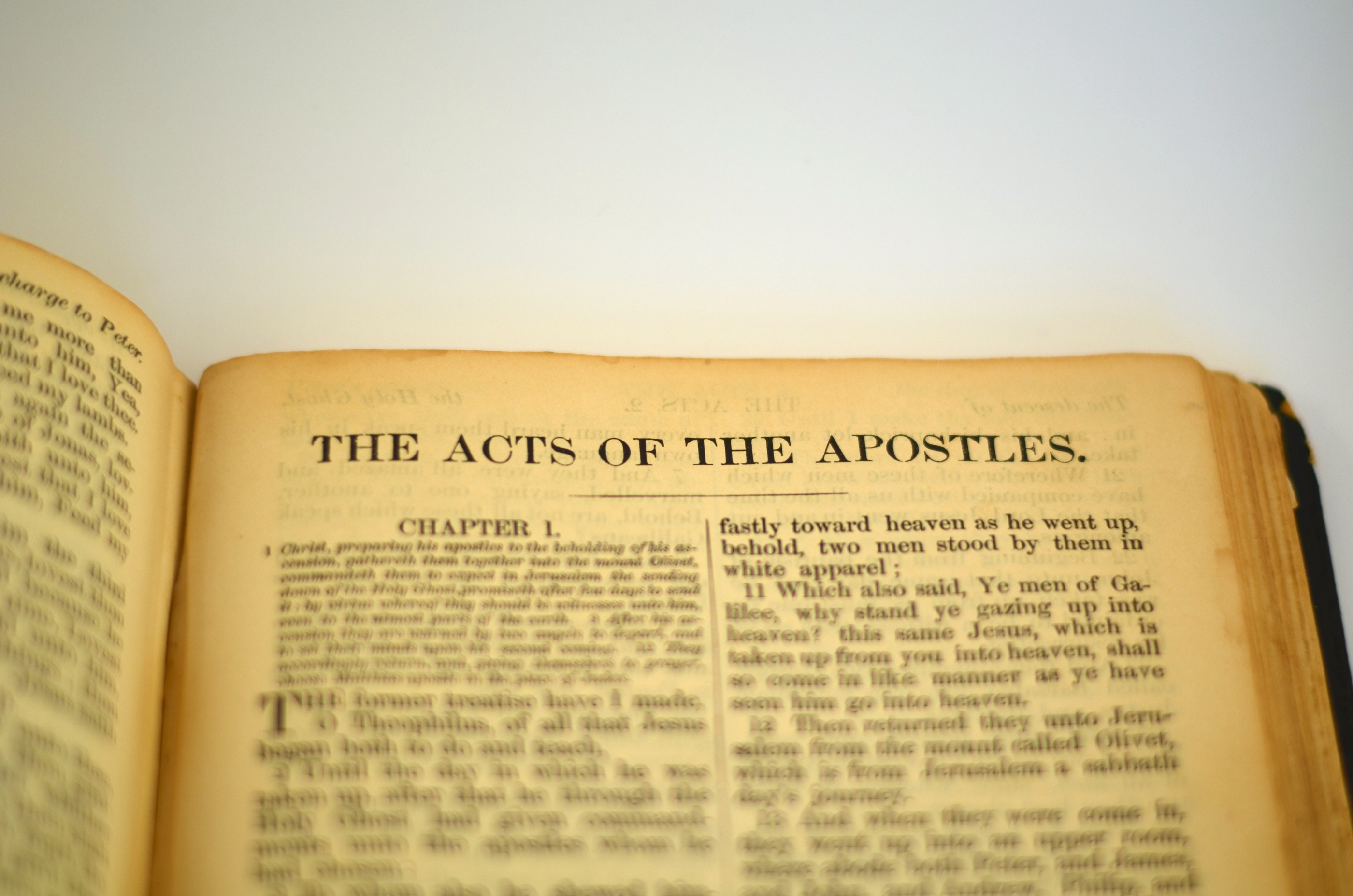 Acts dating evangelists the between and the apologists pictures
