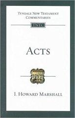 Marshall, Acts