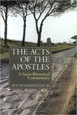 Witherington, Acts